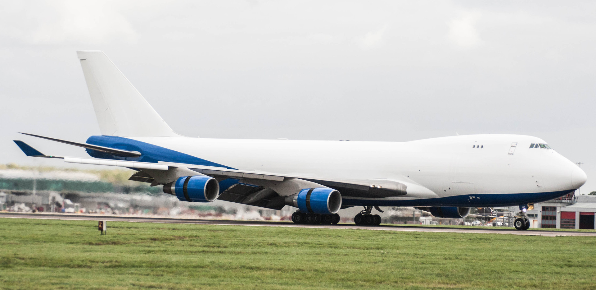 Boeing 747 - MSN 28032 - A6-GGP  (1 of 1