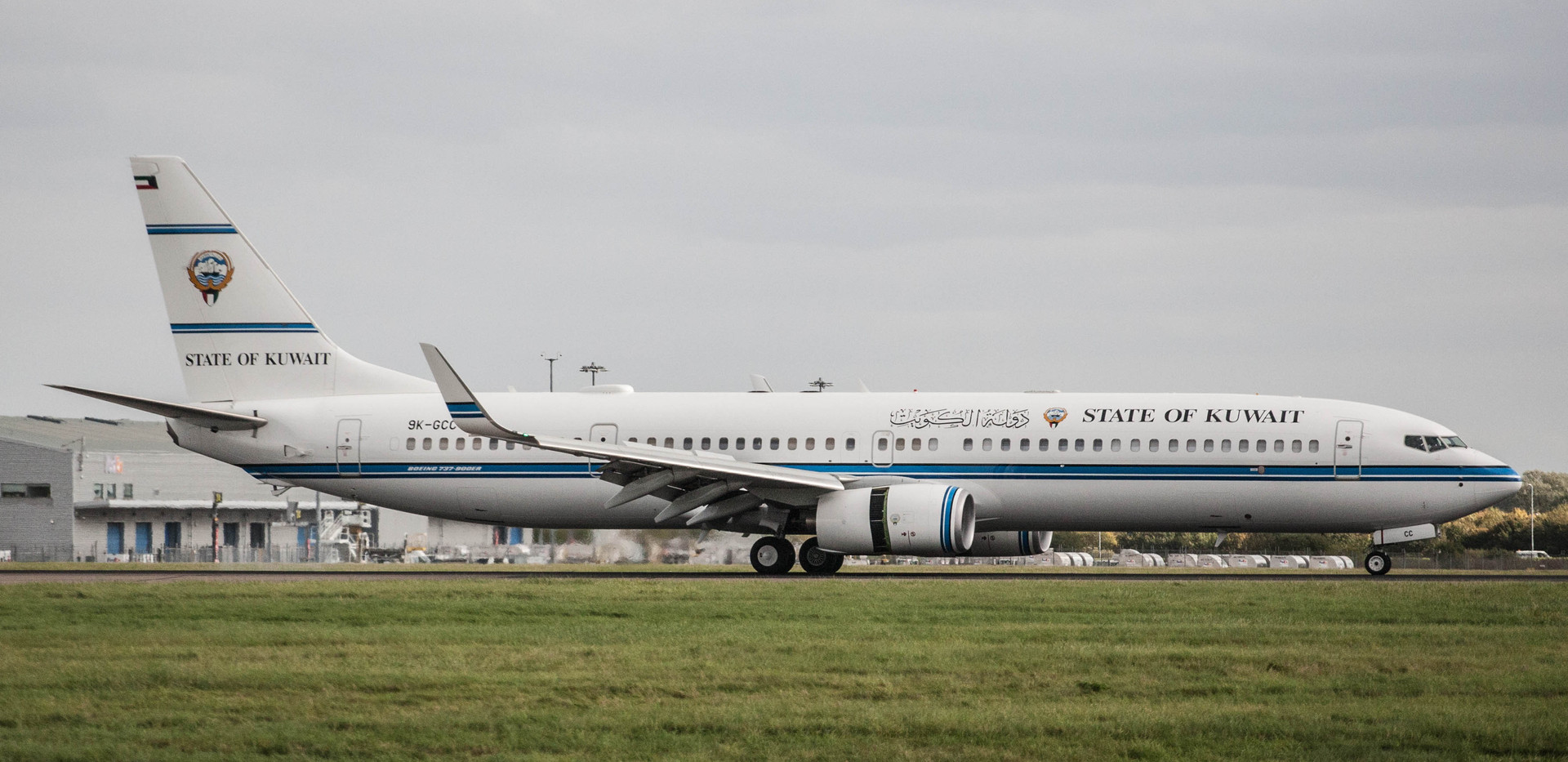 Boeing 737 Next Gen - MSN 37632 - 9K-GCC