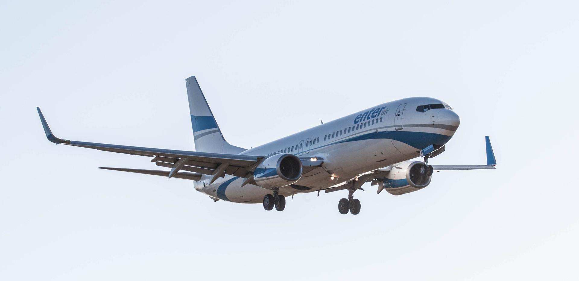 Boeing 737 Next Gen - MSN 29923 - SP-ENP
