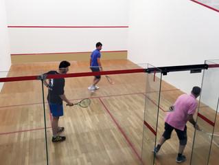 Journée Portes Ouvertes au Squash Club de Brest !