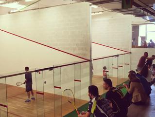 Place au deuxième tournoi amateur au Squash Club de Brest Samedi 9 Décembre !