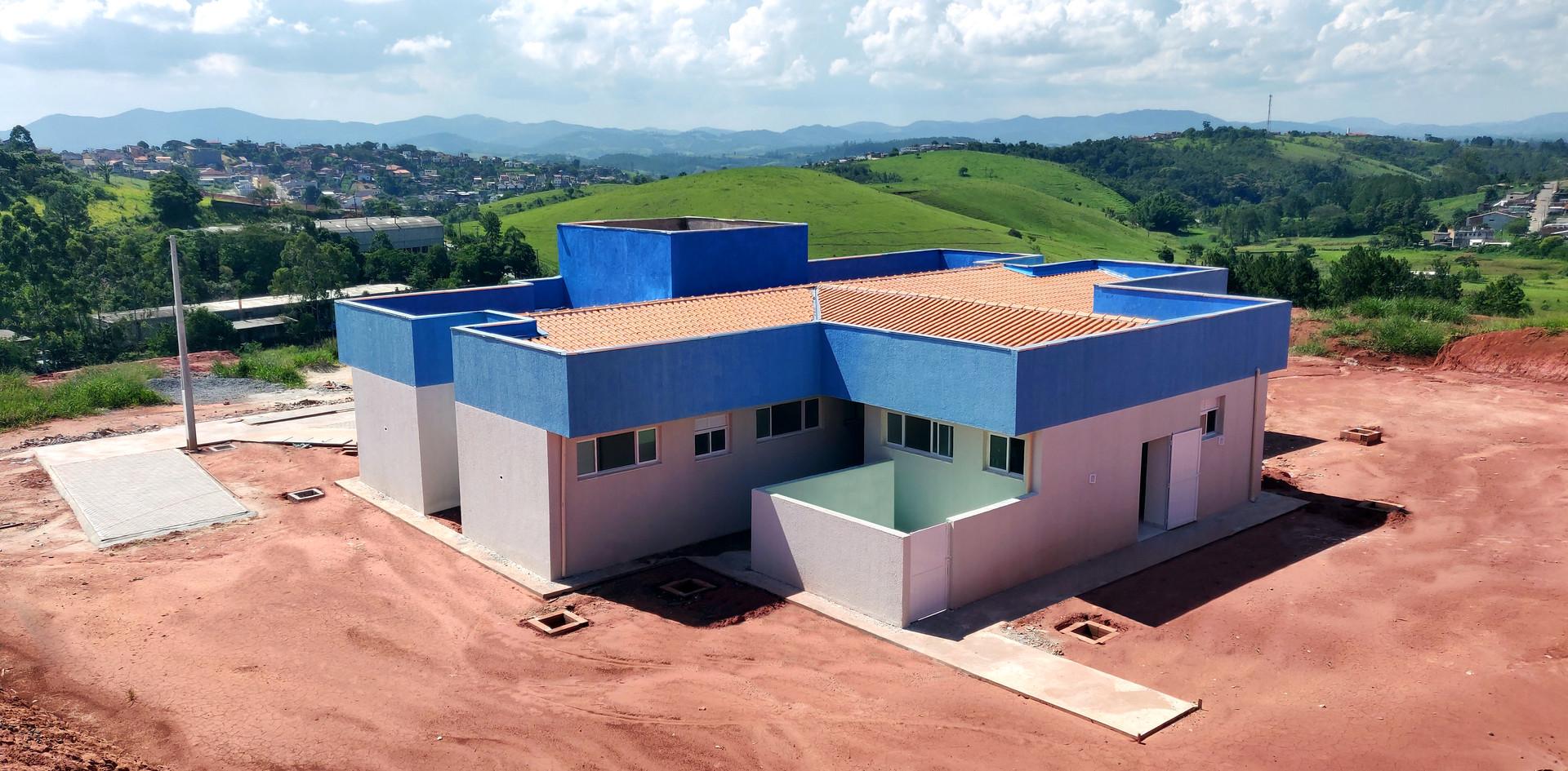 Construção de Unidade Básica de Saúde