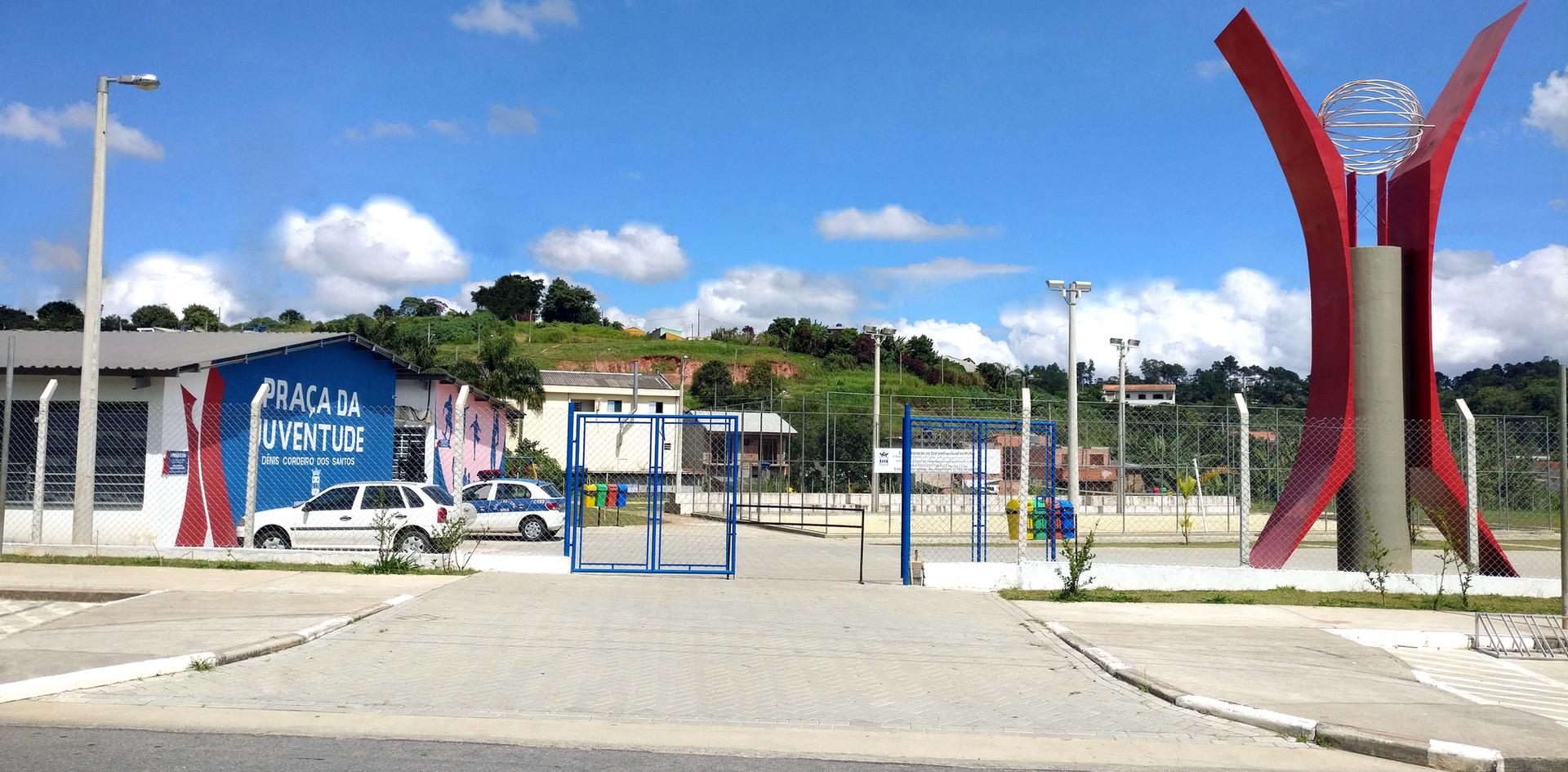 Reforma Praça da Juventude