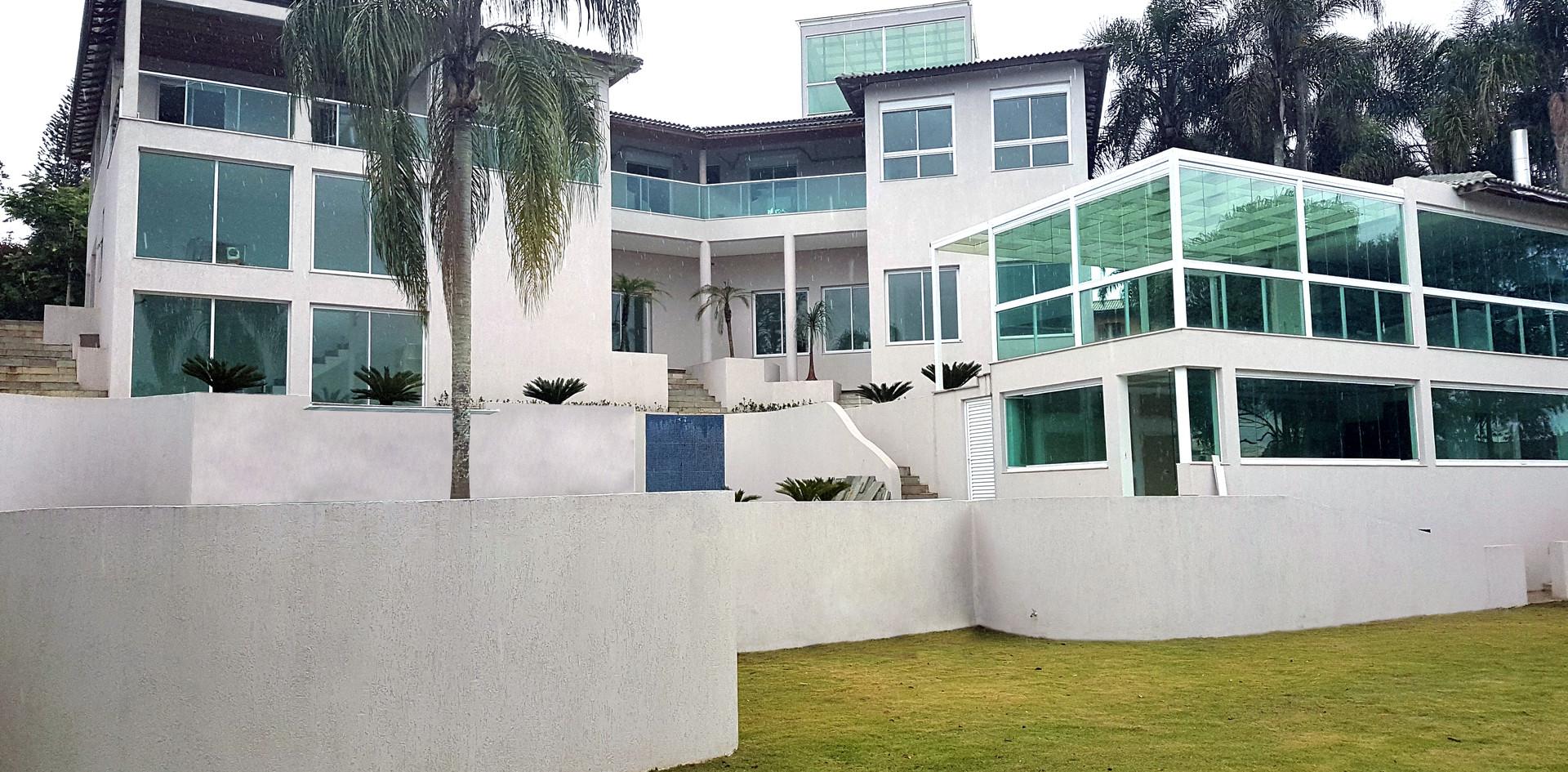 Projeto e Construção de Residência