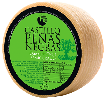 Semi-cured Cheese