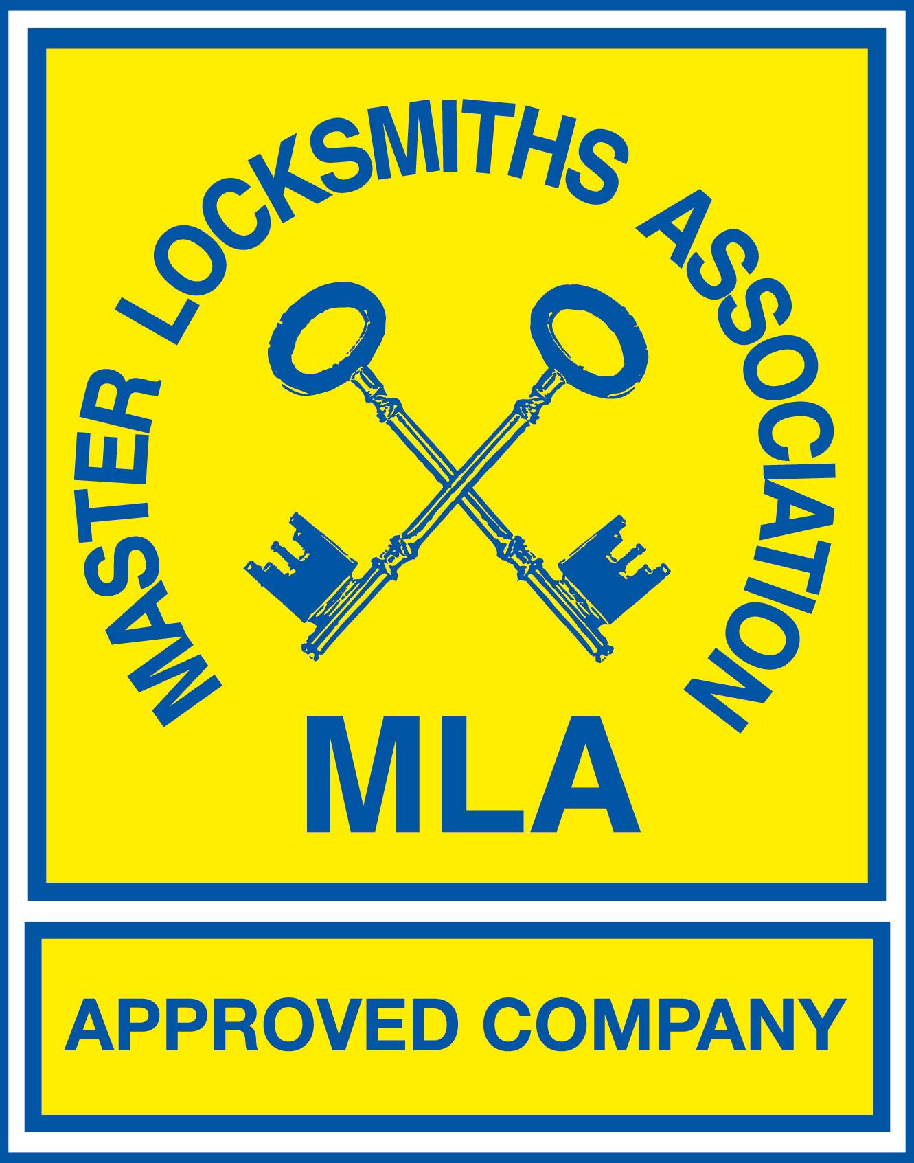 MLA APPROVED COMPANY LOGO