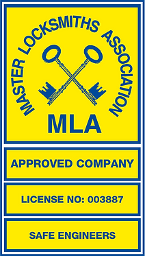 MLA Approved Locksmith - C. P. Ryan (Loc