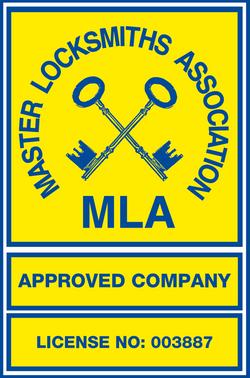 MLA Approved Locksmith - C. P