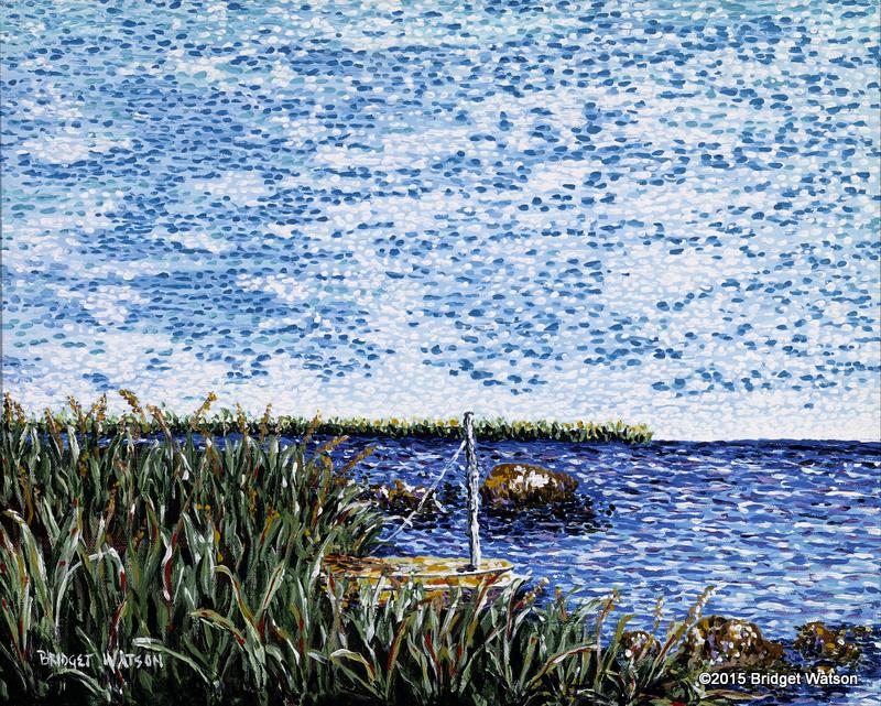 Grassy Shore Bridget Watson