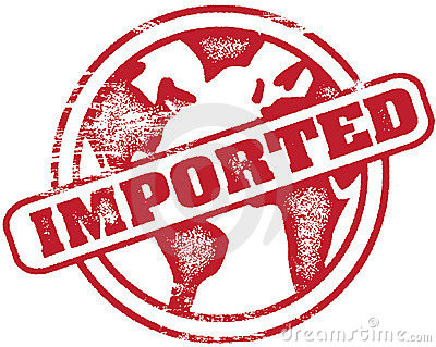 What does Imported mean to you?