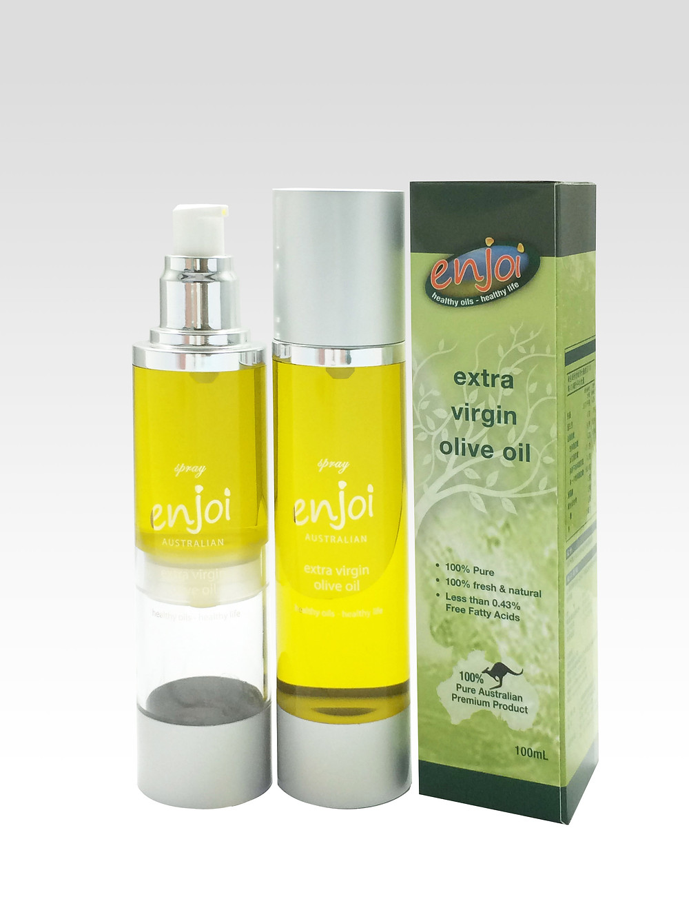 Enjoi Extra Virgin Olive Oil Spray