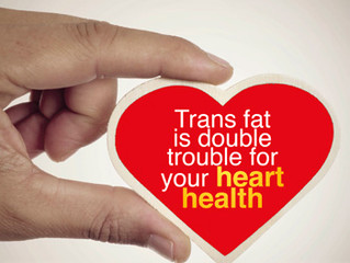 Trans Fat Bans Cause a Reduction in CVD Mortality Rates