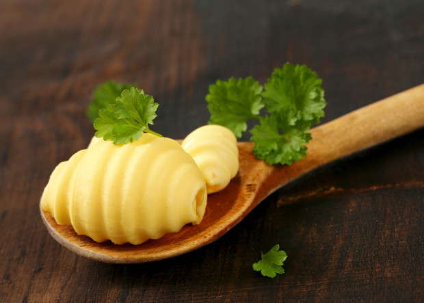 Grass fed organic butter is a good source of short to medium chains fatty acids and several other vitamins