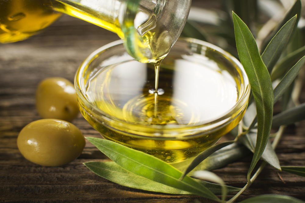 Olive oil considered the most healthiest options