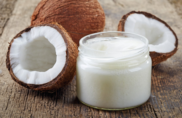 Coconut oil is an amazing source of medium-chain triglycerides