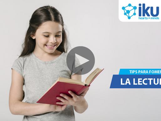 Valiosos tips para fomentar la lectura en casa