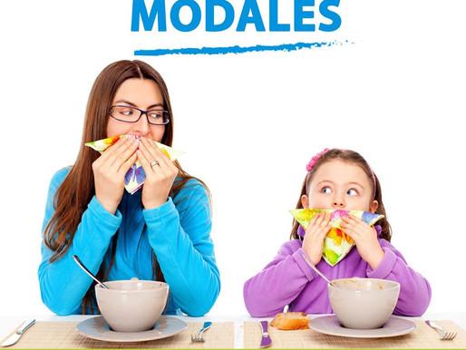 3 consejos de como enseñar buenos modales a tus hijos.