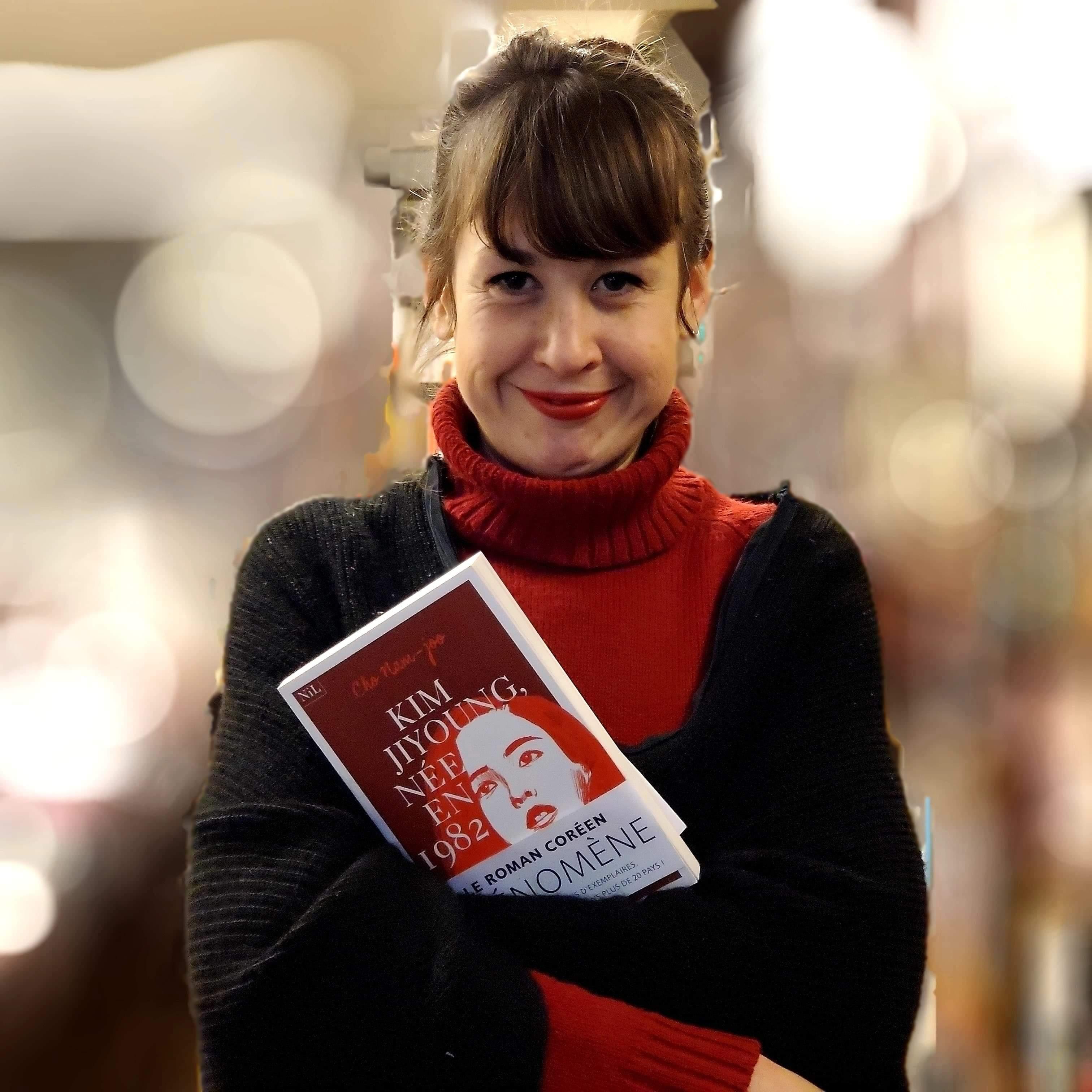 Anne-Laure, Librairie Le Failler