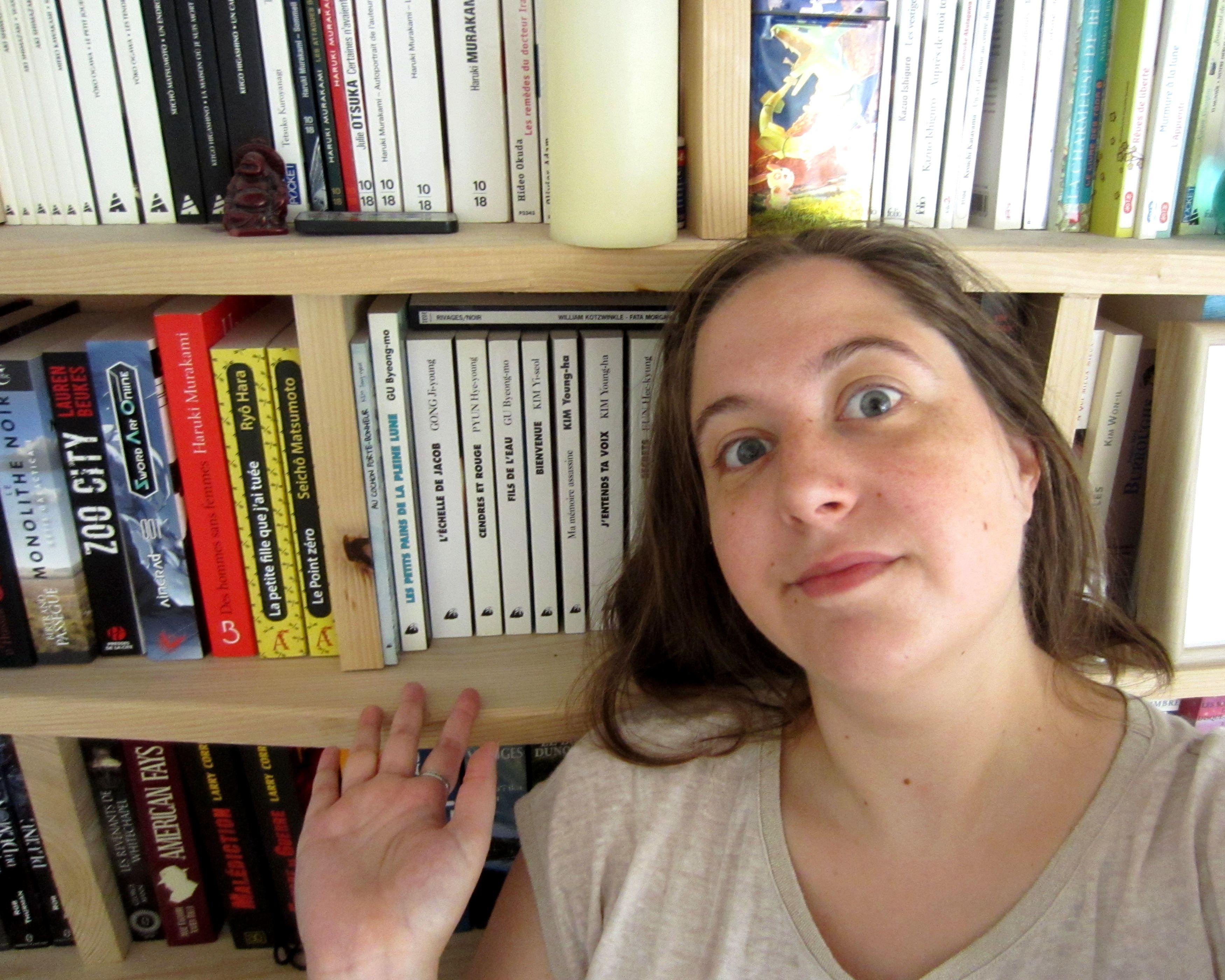Laura, Librairie Fontaine