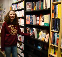 Barbara, Librairie Livresse