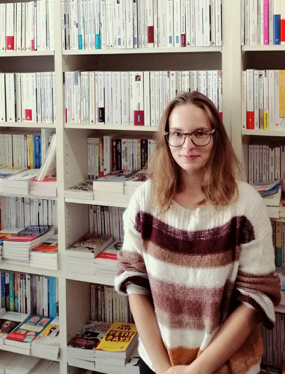 Camille, Nouvelle Librairie Sétoise