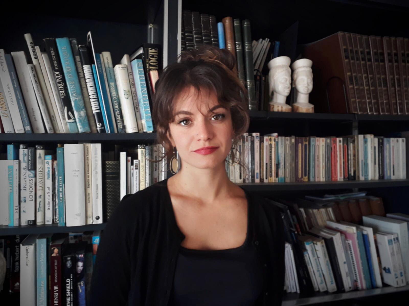Lorenza, Libraire Kube