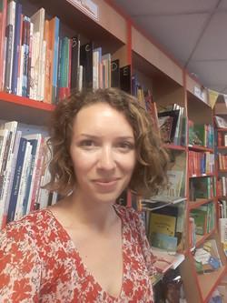 Claire F., SCOP Librairie Chantepages