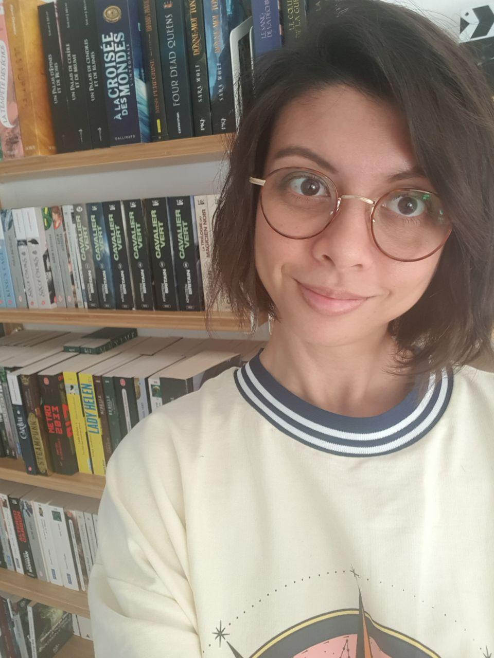 Priscilla, Libraire Kube
