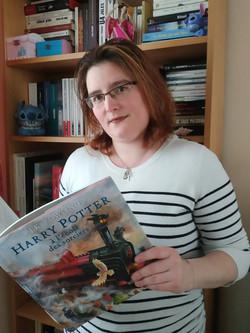 Angelique, Librairie Les Guetteurs de Vent