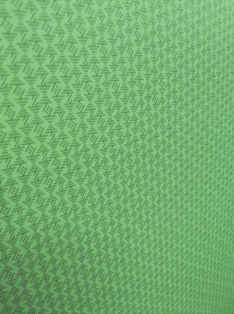 Train seat fabric
