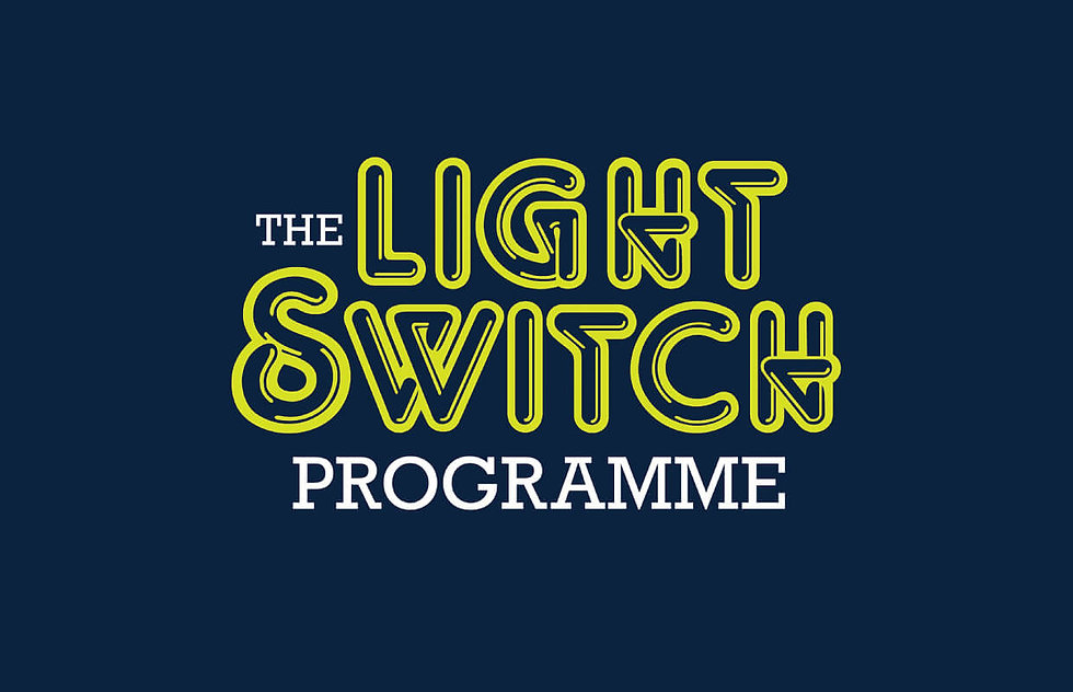 Logo for lightbulb recycling programme