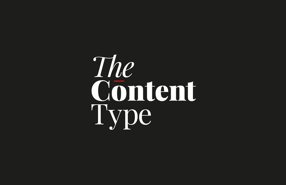 The Content Type logo