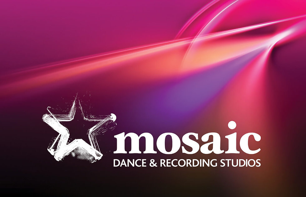 Logo for dance and recording studio