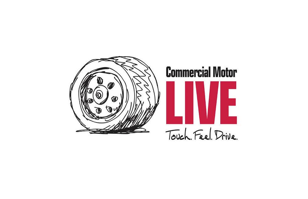 Logo for motor event