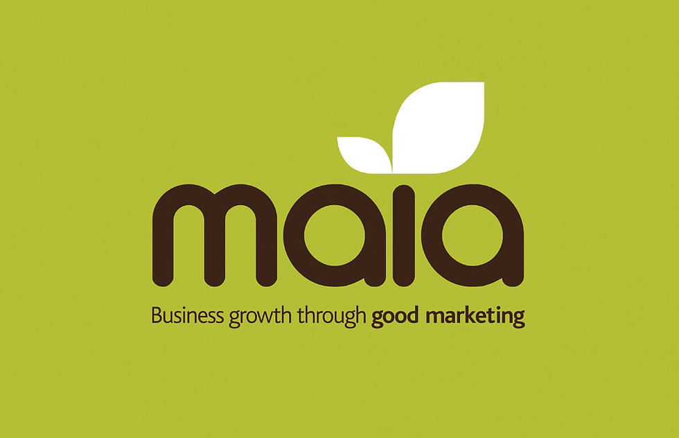 Logo for marketing company