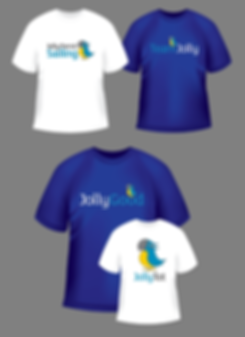Branded tshirt design
