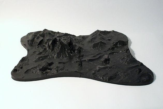 Tyranid Heirophant Base - 3D printed!