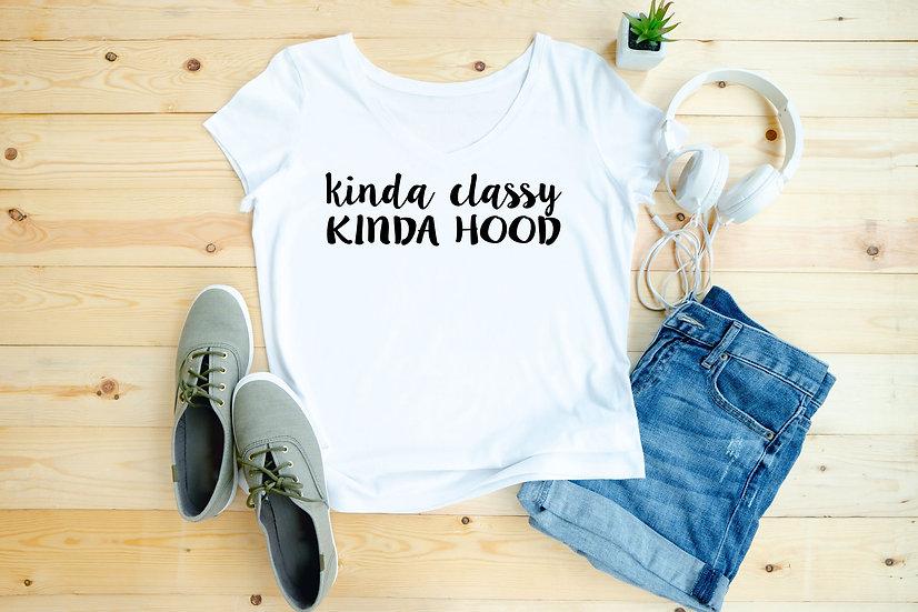 Kinda Classy Kinda Hood