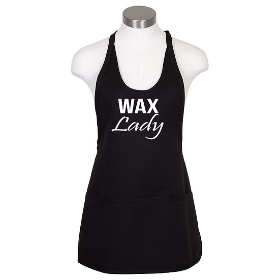 'Wax Lady' Apron