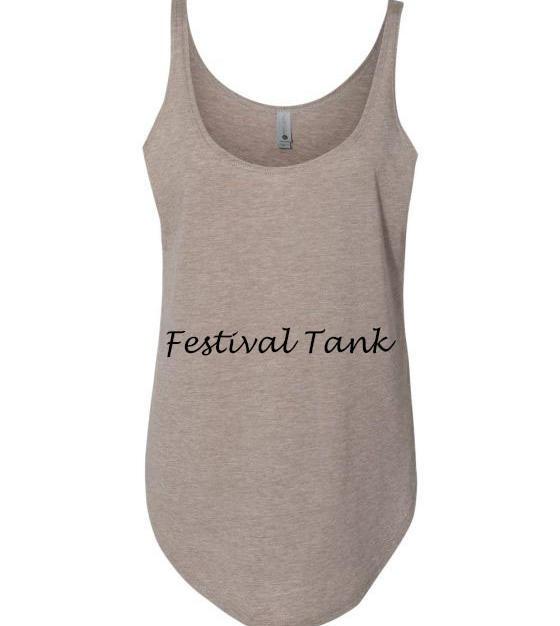 Festival Tank