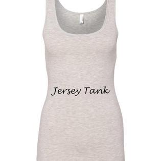 Jersey Tank