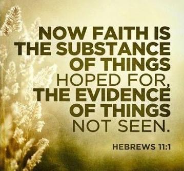 Live With Faith (Week 3)
