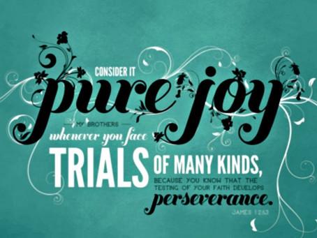 Live in Perseverance (Week 4)
