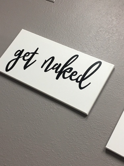 Get Naked (Decal Only)