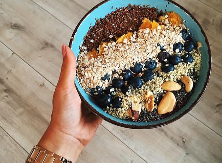 Frühstücks-Bowl für deine Gesundheit