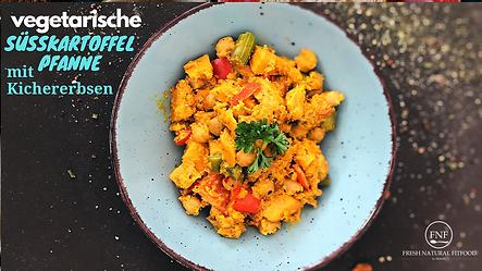 Currypfanne mit Süßkartoffeln und grünem Spargel gesund, schnell, lecker, vegetarisch, vegan Michelle Haack fitfood, healthy