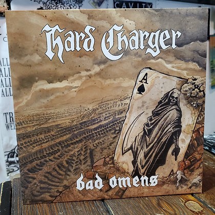 HARD CHARGER : Bad Omens - Vinyl LP