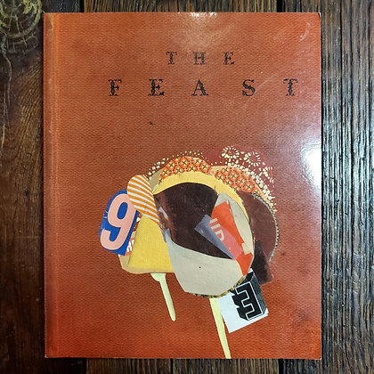 THE FEAST - Softcover Local Art Book