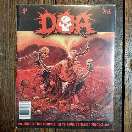 D.O.A Magazine #3