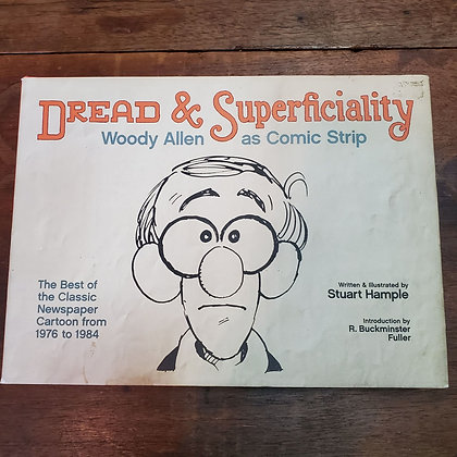 Hample, Stuart - DREAD & SUPERFICIALITY Hardcover